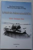Livre Bataille Des Ardennes Autour De CELLES Chevetogne Foy Leignon 2 Panzer Division Battle Of The Bulge Luxembourg - Livres, BD, Revues