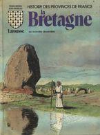 La Bretagne En Bandes Dessinées De Jean Markale (1982) - Bücher, Zeitschriften, Comics