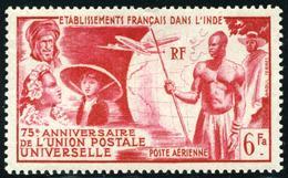 TRA2 Estados Franceses De La India  Nº A 21    MNH - Sellos