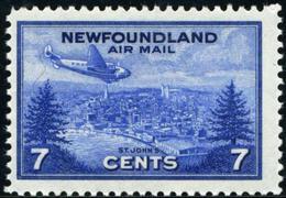 TRA1/S  Newfoundland  Nº A 19   MNH - Sellos