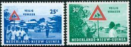 TRA2 Guinea Holandesa  Nº 68/69   MNH - Sellos