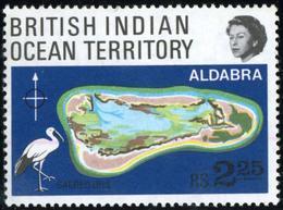 FAU1 Oceano Indico British Indian Ocean  31  MNH - Sellos