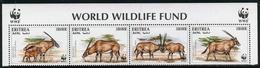 FAU3 Eritrea Nº 282/85 1996 MNH - Sellos