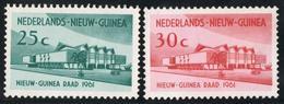 VAR1 Nueva Guinea Holandesa  Dutch New Guinea  Nº 62/63  1961  MNH - Sellos