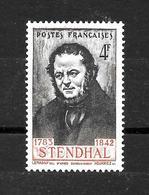 "France : ""Stendhal""  N° 550b ** Variété  (cote 8,oo €)  AFFAIRE !!! - Varieteiten: 1941-44 Postfris"