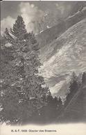 74 LES BOSSONS GLACIER DES BOSSONS VALLEE DE CHAMONIX MONT BLANC EDITEUR FRANCO SUISSE BF 1928 - Chamonix-Mont-Blanc