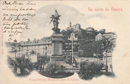 Un Saluto Da Genova - Genova (Genoa)