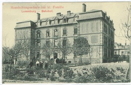 Haushaltungsschule Zur Hl. Familie (Luxembourg Bahnhof.Ed Reuter Mersch. - Postcards
