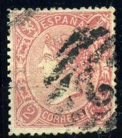 España Nº 74. Año 1865 - Usados