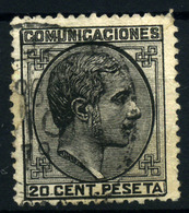 España Nº 193. Año 1878 - 1875-1882 Königreich: Alphonse XII.
