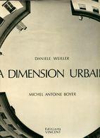 La Dimension Urbaine De Daniele Weiller (1977) - Wetenschap