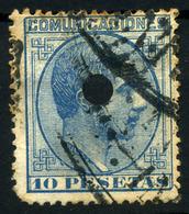 España Nº 199T. Año 1878 - 1875-1882 Royaume: Alphonse XII