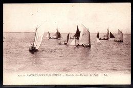 SAINT VALERY SUR SOMME 80 - Rentrée Des Barques De Pêche - #B176 - Saint Valery Sur Somme