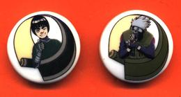 Lot De 2/6 Feves De La Série Naruto 2002 - Cartoons