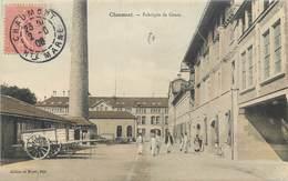 CPA 52 Haute Marne Chaumont Fabrique De Gants Usine Industrie Ouvriers - Chaumont