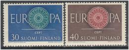 Finlandia  Tema Europa  1960 ** Finlandia'60 - Altri