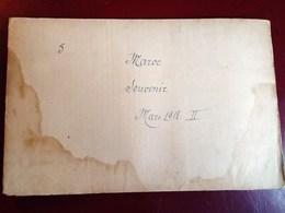 MAROC GUERRE 1918 MARRAKECH AZILAL LE GUELIZ MAURESQUE LE GUELIZ CAMION - Marrakech
