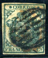 España Nº 32. Año 1854 - 1850-68 Regno: Isabella II