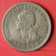 ANGOLA 50 CENTAVOS 1927 -    KM# 69 - (Nº32516) - Portugal