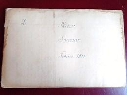 MAROC GUERRE 1918 LE GUELIZ MARRAKECH CAMP DE TIRAILLEURS SENEGALAIS BER-RECHID PRISONNIERS ALLEMANDS TIRAILLEUR - Marrakech
