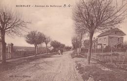 95 Herblay, Avenue De Bellevue - Herblay