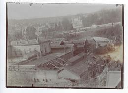 Photographie Ancienne - Photo - Rouen - Travaux - Gare SNCF - Rive Droite - Juillet 1913 - Luoghi