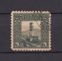 Bosnien-Herzegowina - Österreichische Besetzung - 1906 - Michel Nr. 43 C - Gez. 9 1/4 - 108 Euro - Bosnien-Herzegowina