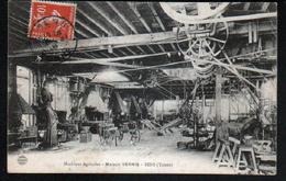 89, Sens, Machines Agricoles, Maison Vernis - Sens