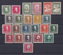 Bosnien-Herzegowina - Österreichische Besetzung - 1916 - Sammlung - Ungebr. - Bosnia And Herzegovina