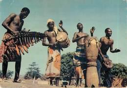 GABON - SEANCE DE TAM TAM - Gabon