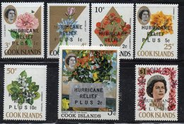 1082 - COOK ISLANDS 1968 , La Serie 172/178 *** - Islas Cook