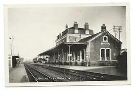 81 - GAILLAC - La Gare - CPSM - Gaillac