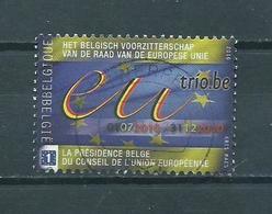 2010 Belgium European Union Used/gebruikt/oblitere - Belgium