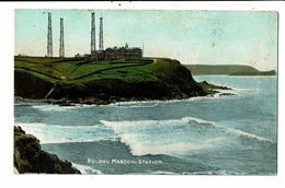 CPA-Cartes Postale-Royaume Uni-Poldhu- Marconi Station  VM9559 - Angleterre