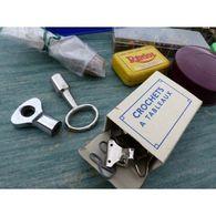 Crochet De Tableau Clou Punaise Clef En Metal / S195-22 / La18b - Non Classés