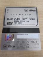 Sun Card,Suncity Group Macau - Casino Cards