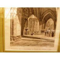 Porche De L Ancienne Eglise Guebwiller - Andere Sammlungen