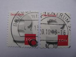 BRD  2964 , 2967   O - Gebraucht