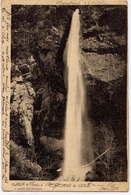 * Cascade De Couz , 1902 , N°YT 124 , 10 Cts Perforé CL - Non Classificati