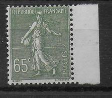 1927 - YVERT N° 234 ** MNH BORD DE FEUILLE  - COTE = 16 EUR. - - Neufs