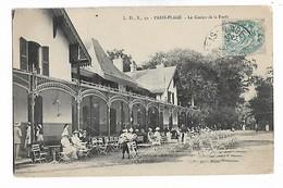 ¨Paris - Plage      -    Le  Casino  De  La  Foret - Le Touquet
