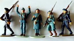 Soldats De Plomb Lot N°1 - Soldats De Plomb