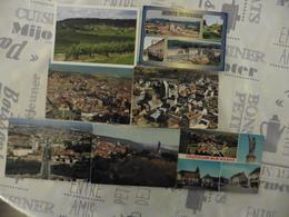 LOT  DE 7  CARTES   POSTALES  DE  LA  MARNE - Cartes Postales