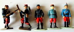 Soldats De Plomb Lot N°2 - Soldats De Plomb