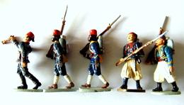 Soldats De Plomb Lot N° 3 - Soldats De Plomb