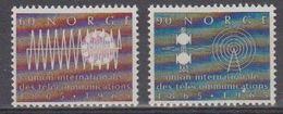 Norway 1965 UIT 2v ** Mnh (45305H) - Noorwegen