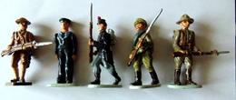 Soldats De Plomb Lot N° 4 - Soldats De Plomb