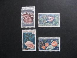 Nouvelle-Calédonie:  TB Série N° 291 Au N° 294, Neufs XX . - Neukaledonien