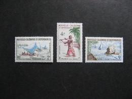 Nouvelle-Calédonie:  TB Série N° 302 Au N° 304, Neufs XX . - Neukaledonien