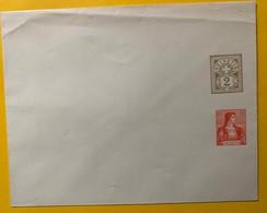 9332 -  Enveloppe Entier Postal Privé 2 Ct & 10c E.Ruef Bern - Entiers Postaux